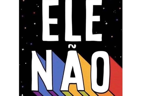 4dcabb698 Famosos internacionais aderem à campanha  EleNão contra Jair Bolsonaro
