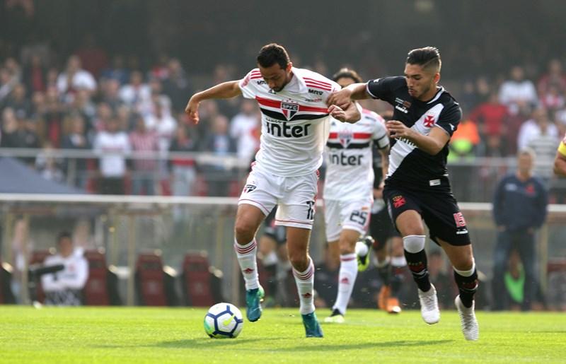 Vasco x São Paulo  Saiba como assistir ao jogo AO VIVO na TV 527ddd3e06c60