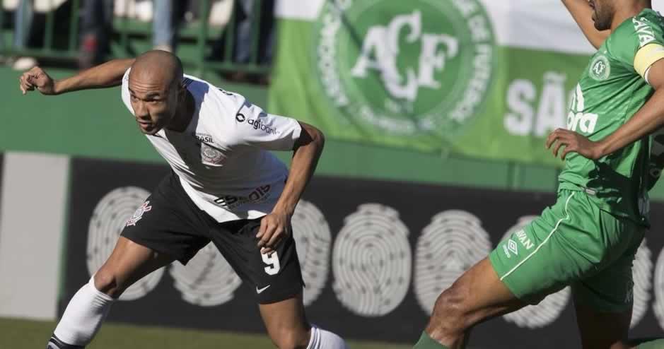 89a1f24a84 Corinthians 0 x 0 Chapecoense  melhores momentos e detalhes da partida