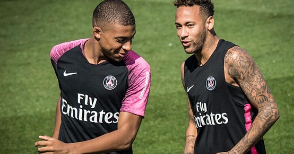 e60f14adf3 Neymar volta ao time titular do PSG em  decisão  contra o Liverpool