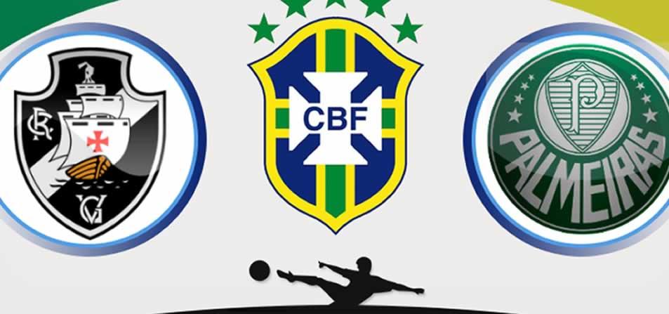 Vasco x Palmeira  saiba como assistir o jogo ao vivo na TV - TV é Brasil b4d467ef9bfa0