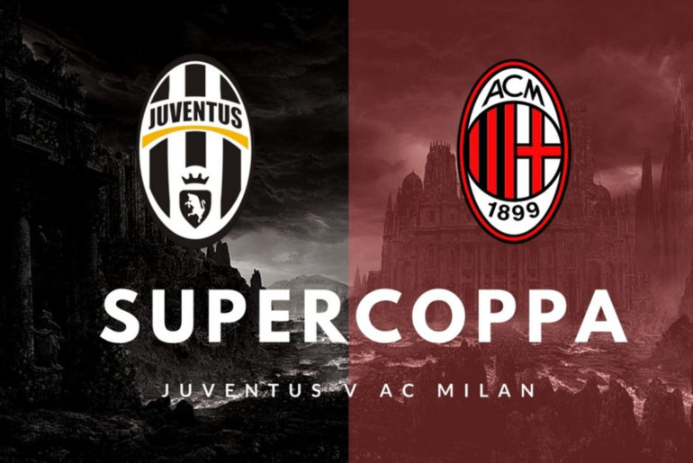 Juventus x Milan  placar ao vivo com escalações e detalhes pré-jogo ... 3ff7874e695a3