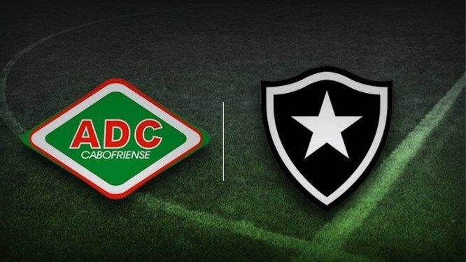 Cabofriense x Botafogo  como assistir ao vivo fdec667f62d98
