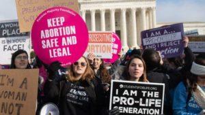 ativistas pró-aborto dos EUA lei antiborto do alabama