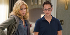 Elizabeth Banks e James Gunn