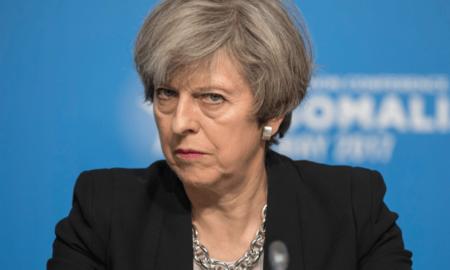 Theresa May Brexit acordo