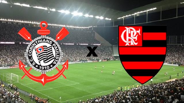 Corinthians x Flamengo ao vivo