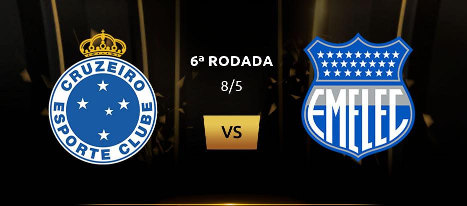 Cruzeiro x Emelec ao vivo