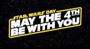 may the 4th be with you saga star wars