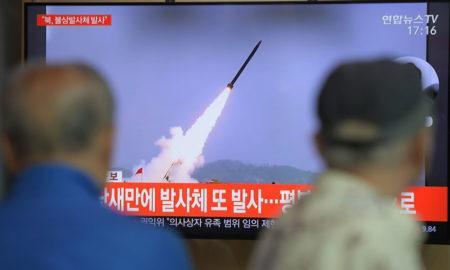 misseis balisticos coreia do norte