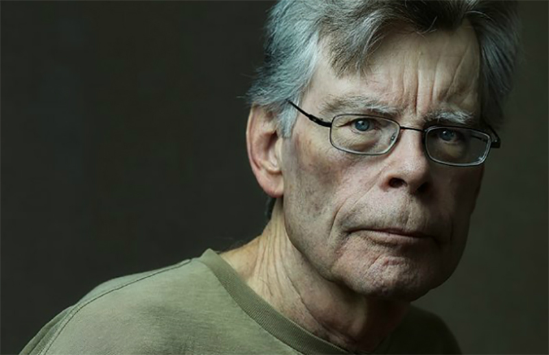 stephen king donald trump