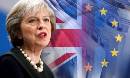 theresa may deixará o cargo primeira fase do brexit