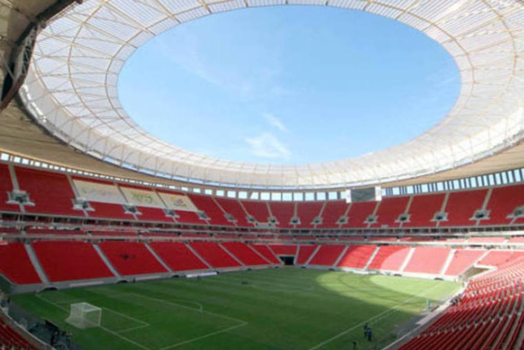estadio mane garrincha brasilia