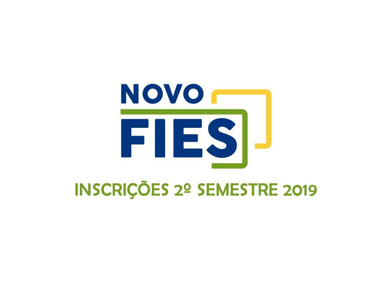 inscricoes segundo semestre 2019 fies