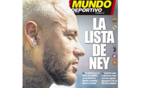 a lista de neymar se oferece barcelona juventus real madrid bayern manchester united