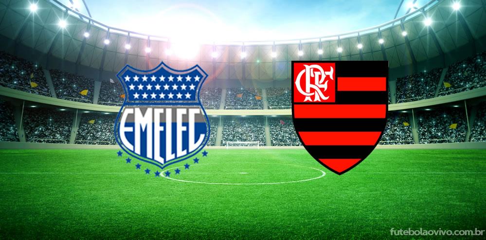Flamengo x Emelec ao vivo