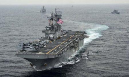 navio de guerra americano