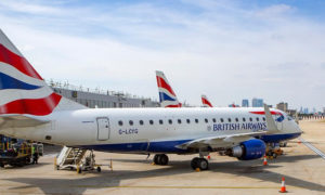 voos cancelados british airways