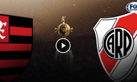 Flamengo x River ao vivo