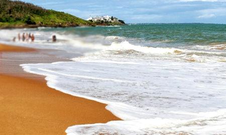 oleo praias espirito santo