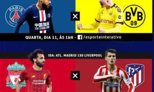 esporte interativo facebook